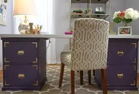 diy file cabinet desk. Wonderful Desk DIY Filing Cabinet Desk To Diy File