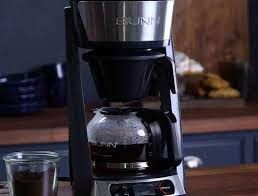I did a lot of homework before buying the bunn b10, and virtually every review was. Bunn 10 Cup Programmable Coffee Maker Williams Sonoma