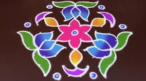 Sankranthi Designs With Dots Sankranthi Special 11 To 6 Interlaced Dots Easy Rangoli