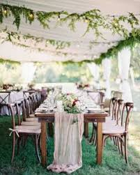 Outdoor wedding furniture Bar Exhalenowcom Outdoor Wedding This Spring Dont Let Your Allergies Crash The Party