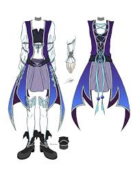 Design Clothes Anime Outfit Designs Google Search Anime Outfits Character