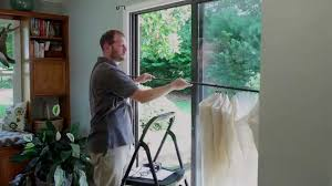 how to measure for a new prehung sliding glass door
