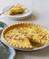 quiche lorraine once upon a chef