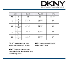 Kensie Clothing Size Chart Dkny Kids Size Chart Dkny Jeans Sizing Chart
