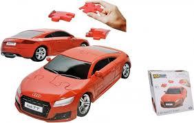 <b>Конструктор Happy Well Audi</b> TT Coupe 3D Puzzle Non Assemble ...