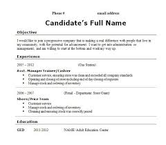 resume with high school diploma converza co