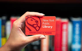 Check spelling or type a new query. Apply For A Library Card The New York Public Library
