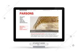 Parsons School Of Design Career Services Tiers Of Engagement The New School On Behance