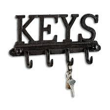 key hooks for wall decorative uk shaped car