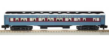 Find great deals on ebay for american flyer polar express. Lionel Coach Ready To Run American Flyer R Polar Express 434 648018