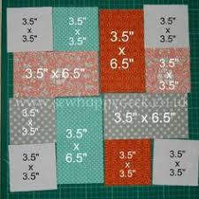 Big Block Quilt Patterns For Beginners Simple Denovo Quilt Pattern Reminds Me Of A Simplified Turning Twenty