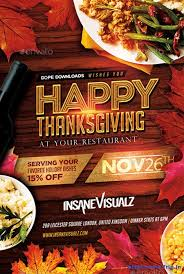 thanksgiving party flyer thanksgiving flyer download free thanksgiving flyer psd templates