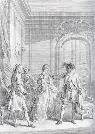 to what extent has your personal response to the tragedy of an illustration of othello striking desdemona from thomas hanmer s ornate 1743 edition of william shakespeare