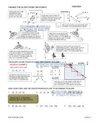 Finding Slope From Two Points On A Graph Worksheet Worksheets for ...
