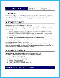 Example Icu Intensive Care Unit Nurse Resume Free Sample