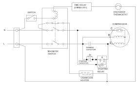 refrigerator compressor relay wiring diagrams wirdig refrigeratorschematics info