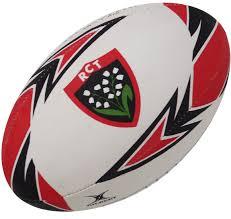 Ballon Rugby Replica Stade Fran Ais Gilbert Collections Stade