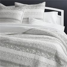 Oleana King Quilt | Crate and Barrel & Oleana King Quilt Adamdwight.com
