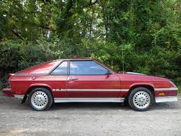 1985 Dodge Carroll Shelby Charger Hatchback 2 2l Turbo Runs Strong Rare Used Dodge Charger For Sale In Savannah G Dodge Charger For Sale Dodge Daytona Dodge