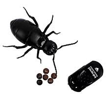 Giveme5 Infrared <b>Remote Control</b> Mock Fake Big Ant <b>RC</b> Toy <b>Prank</b> ...