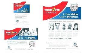 Political Event Flyer Flyer Samples Campaign Flyers Samples Political Campaign Flyer Ad