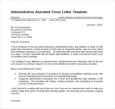 Cover Letter For Office Assistant Cool Job Cover Letter Administrative