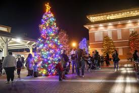 Christmas Lights In Tulsa Ok 2018 Tulsa Area Holiday Lights To Be Turned On This Week Local