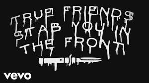 bring me the horizon true friends official video