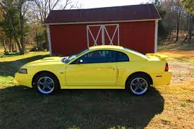 Wesley Robertson's Zinc Yellow 2001 Ford Mustang GT — StangBangers