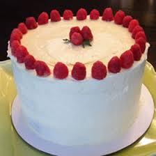 Lemon Raspberry Cake Oh So Sweet By Tiphanie
