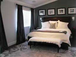 Nice Simple Grey And White Bedroom Ideas