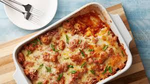 italian sausage and ravioli cerole