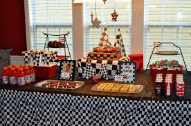 Cars Party Decorations Race Car Birthday Party