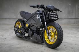 Son S Wanting A Honda Grom