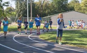 Newburgh Elementary Students Race Past Fundraising Goal For Walk A