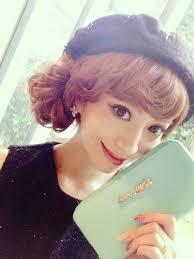 冬こそ可愛い帽子に似合う髪型アレンジ集 Naver まとめ