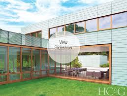 architect roger ferris s hamptons getaway is a low impact energy efficient contemporary gem