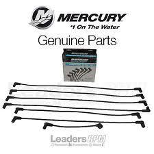 mercruiser ignition starting systems mercruiser new oem ignition spark plug wire set kit 4 3l v6 262cid 84 816761q16