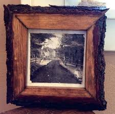 rustic wood frames rustic wood frames for canvas paintings