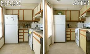 Small Picture How to Make Over Your Kitchen Cabinets Without Paint The Decor Guru