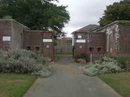 battery garden. file:sandown barrack battery garden entrance.jpg