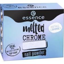 Essence Melted Chrome Nail Powder Pigment Na Nehty 05 Miracle 1 G