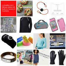 runladylike s ultimate holiday gift guide for runners and triathletes