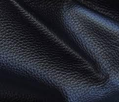 semi aniline leather