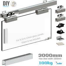 hercules glass sliding door gear set for sliding glass doors 3000m track 100kg
