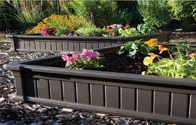Small Picture Elevated Garden Bed Designs Garden Design Ideas