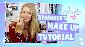 the style edit beginner s everyday makeup tutorial disney channel you