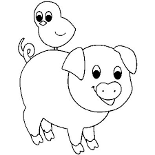 Small Picture piglet coloring pages for kids archives coloring page piglets