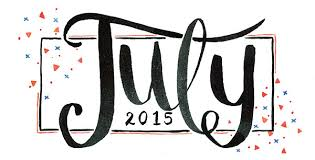 Happiness Is July 2015 Free Printable Calendar And Planner