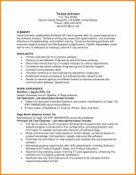9 Qa Tester Sample Resume Bill Pay Calendar